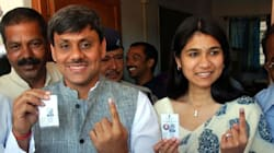 Congress Expels Vijay Bahuguna's Son For Six Years For Anti-Party