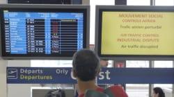 La grève des contrôleurs aériens perturbe toujours fortement le