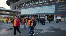 Turkey Soccer Match Canceled, Stadium Evacuated Over Security