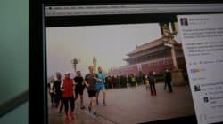 Mark Zuckerberg's Beijing 'Smog Jog' Raises Eyebrows In