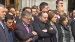 All'Università di Barcellona cala il silenzio e la