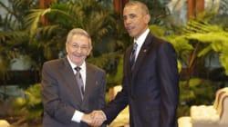 Cuba: rencontre historique entre Obama et Castro