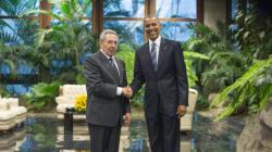 Obama a Cuba incontra con Raul: