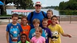 Superman, single con 8 figli, esiste e vive nelle campagne della Florida. Ed è