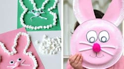 15 Easter Bunny Crafts To Keep Kids