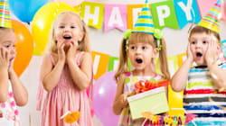 Let Kids Open Presents At Birthday Parties,