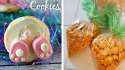 15 Easy Easter Treats For Your Kid's