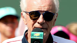 Tennis Director Raymond Moore Resigns Following Outrage Over 'Sexist'