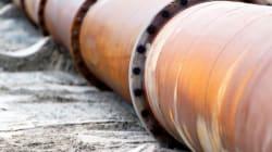 Aucune nécessité de construire des pipelines avant