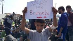 Il messaggio del piccolo rifugiato è la risposta migliore agli attentati di