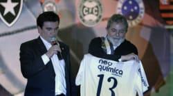 E o estádio do Corinthians entrou na mira da Operação Lava