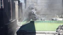Un feu au Grand Central Station fait frissonner
