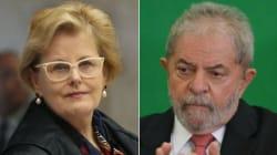 Rosa Weber nega recurso de Lula contra decisão de Gilmar
