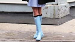 10 Pairs Of Rain Boots To Get You Through April's