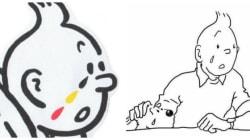 Tintin viraliza como símbolo de solidariedade à