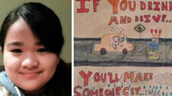 Grade 6 Student Creates Powerful Message Against Impaired