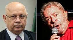 Teori determina que investigação de Lula na Lava Jato volte para o