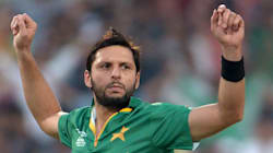 The BCCI Is Not Happy With Afridi's 'Support From Kashmir'