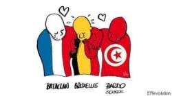 Anche i disegnatori tunisini