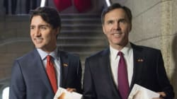Trudeau, Ministers Kick Off Promotional Blitz To Sell