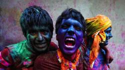 7 Awesome Places For Hardcore Holi