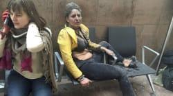 Qui sont les deux femmes sur la photo choc des attentats de