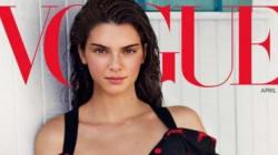Kendall Jenner à la Une d'une édition spéciale de