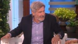 Le conseil d'Harrison Ford à celui qui jouera Han Solo jeune