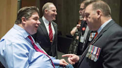 Liberals Shower Veterans In Cash, But Big Questions
