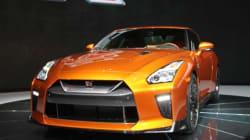 La nouvelle Nissan GT-R 2017 dévoilée à New