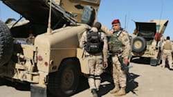 Iraqi Army Launches Offensive To Push ISIS Militants Out Of