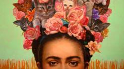 猫は善なのか、それとも悪なのか。アートに表れたその二面性(画像)