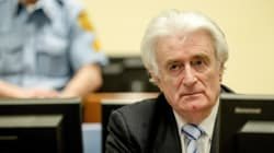 Karadzic coupable de génocide, condamné à 40 ans de prison