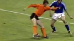 Johan Cruyff a donné son nom à cet incroyable geste