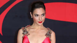 Gal Gadot Proves You Can Wear Red On The Red