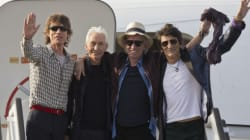 Les Rolling Stones à Cuba pour un concert historique