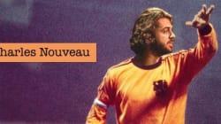 Johan Cruyff, né à Amsterdam, mort à