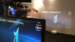 On a testé le dessin en 3D de son avatar en réalité