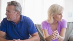 Les 5 causes principales de divorce chez les couples mariés depuis des