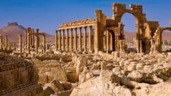 L'Italia pronta a inviare i caschi blu della cultura a Palmira (FOTO,