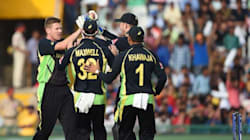 Five From Fantastic Finisher Faulkner Keeps Australia Alive In World