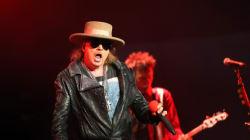 Ceux qui veulent voir Guns N'Roses en tournée devront aller... à
