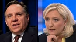 Comment Le Pen a essayé de rencontrer