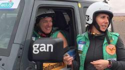 Rallye Aïcha des Gazelles : Les coureuses des dunes au top