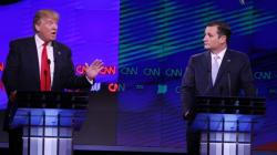 Cruz Claims Trump Planted 'Garbage' Affair