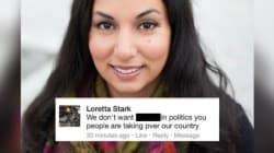 Dear Loretta: Your Racial Slur Disturbed Me, But I Won't Delete