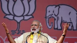 Modi Invokes Tea-Seller Past To Connect With Assamese