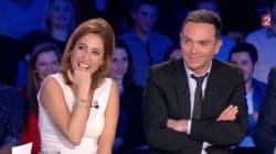 La grosse gaffe de Léa Salamé face à Franck