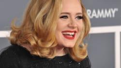 Adele signe un contrat record avec