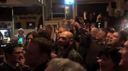 Watch An Entire Irish Pub Sing 'Mr. Brightside' In Moving Send-Off For Dead